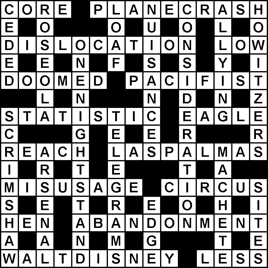 Numeric Crosswords: a selection of sites